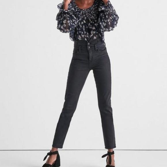 Lucky Brand Denim - Lucky Brand High Rise Bridgette Skinny Jeans